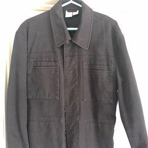 Armani Exchange Blue Jacket